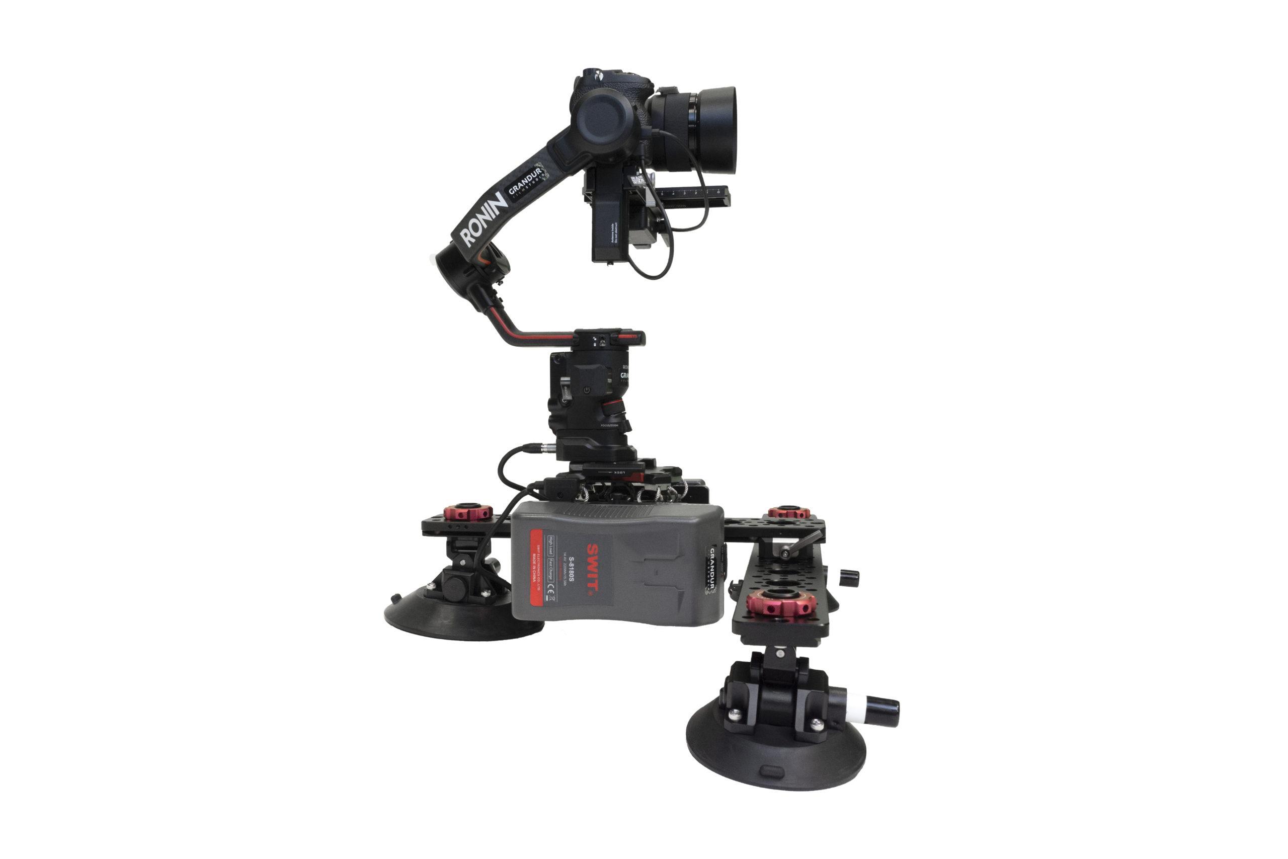 Tilta-alien arm-set up