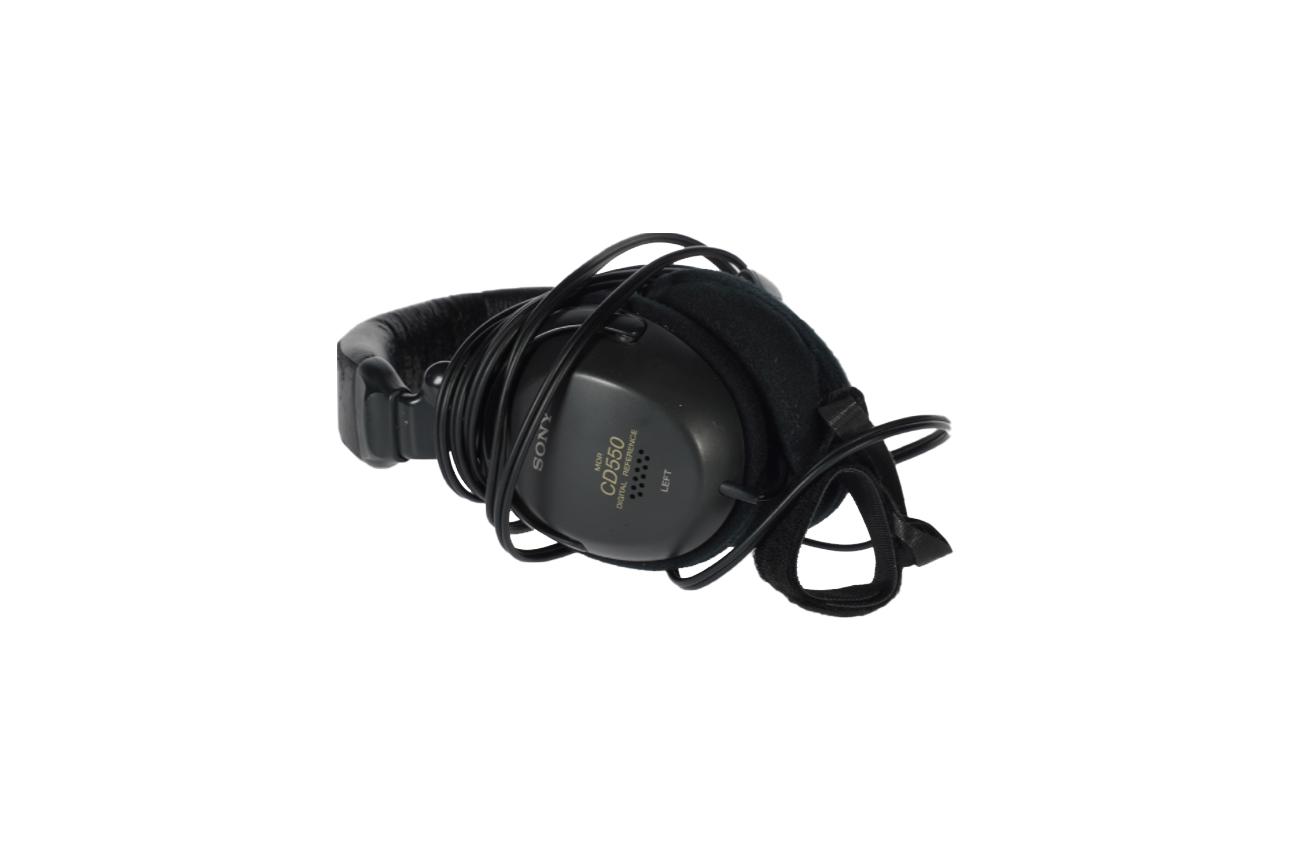 headphones sony cd550
